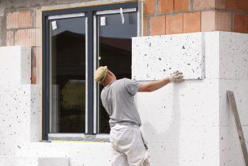 isolation murs extérieurs travaux