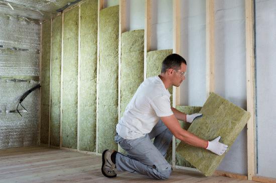 isolation murs travaux artisan